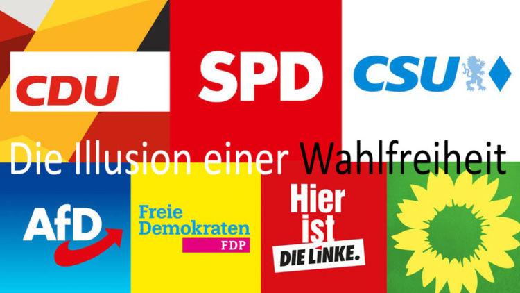 Fünf Fragen und Bemerkungen zur Wahldemokratie in Deutschland