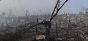 Grecia: Il campo profughi di Moria è andato a fuoco