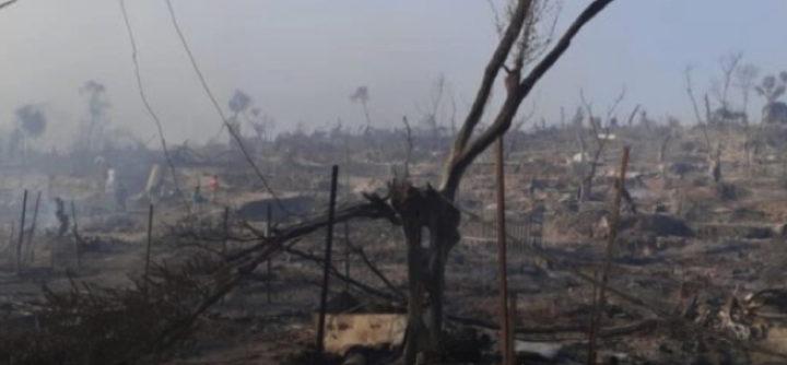 Moria: »Bei einer Naturkatastrophe wären die Rettungsflieger jetzt schon in der Luft«