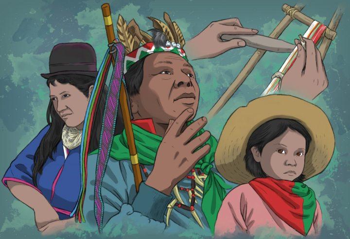 """La situación del Cauca es """"una bomba de tiempo"""" para los pueblos indígenas: Joe Sauca"""