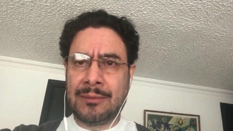 Senador Iván Cepeda