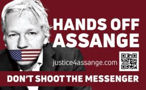 13 πρώην και νυν πρόεδροι καλούν το Ηνωμένο Βασίλειο να σταματήσει την έκδοση και να απελευθερώσει τον Τζούλιαν Ασάνζ