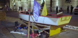 Bern: Klimabewegung besetzt Bundesplatz