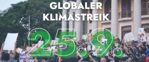 KEIN GRAD WEITER! For Future-Bündnis und Klimabewegung rufen zur Teilnahme am globalen Klimastreik am 25.9.2020 auf