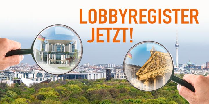 Lobbyregister-Gesetz: Einige Verbesserungen – Lücken bleiben