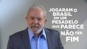 """Em """"Dia da Independência"""" quem faz discurso como verdadeiro estadista é Lula"""