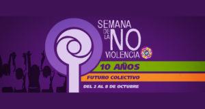 Mar del Plata. 10 años de la Semana de la NoViolencia. #FuturoColectivo