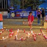 Concentración ante la Oficina del Parlamento Europeo en España por la reubicación urgente de los refugiados en Moria