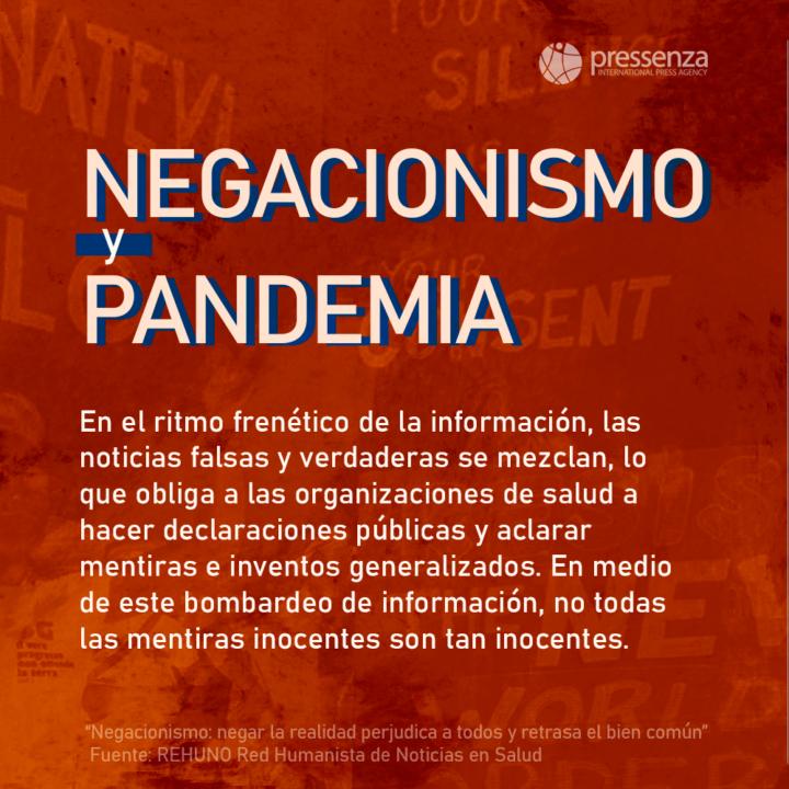 Negacionismo y pandemia