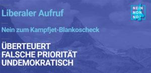 Référendum en Suisse : non à l'achat de nouveaux chasseurs-bombardiers