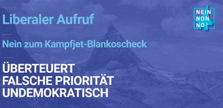Referendum in Svizzera: no all'acquisto di nuovi cacciabombardieri