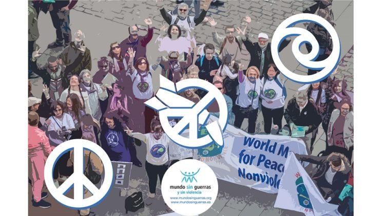 Campaña + Paz + Noviolencia – Armas Nucleares