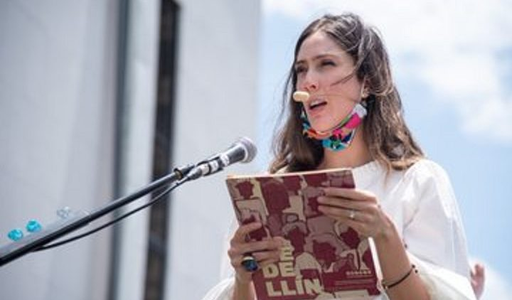 Diana Osorio presenta la Secretaría de la Noviolencia