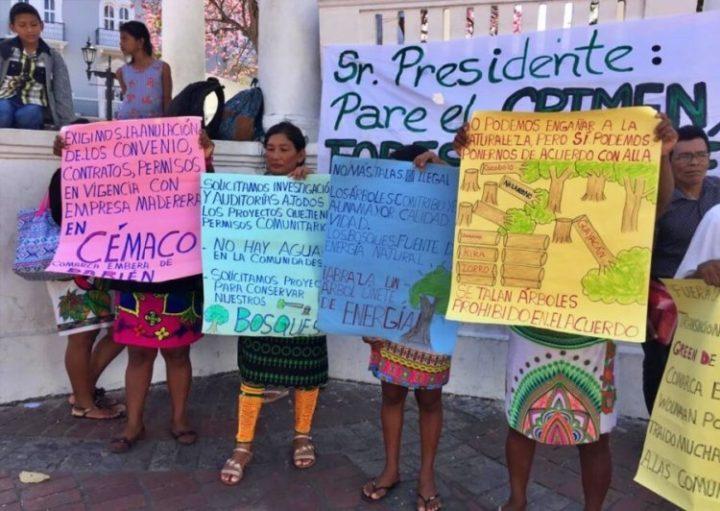 Panamá: Comunidades rurales y ambientalistas siguen la lucha socioambiental ante el extractivismo (audio)
