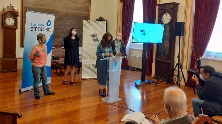 Presentación oficial de CINEMABEIRO en A Coruña