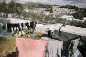 Katastrophe von Moria: Folge der menschenverachtenden europäischen Politik