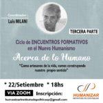 Seminario - Instituto de políticas públicas Humanizar