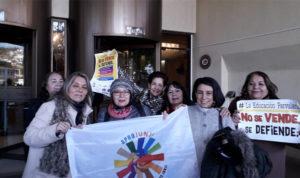 Las luchas de las y los trabajadores de la educación parvularia en Chile