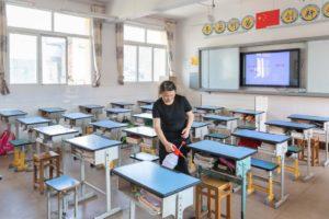 La escuela es mucho más que un edificio