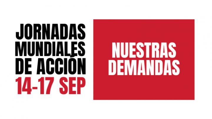 Justicia fiscal para combatir la crisis: nuestras demandas