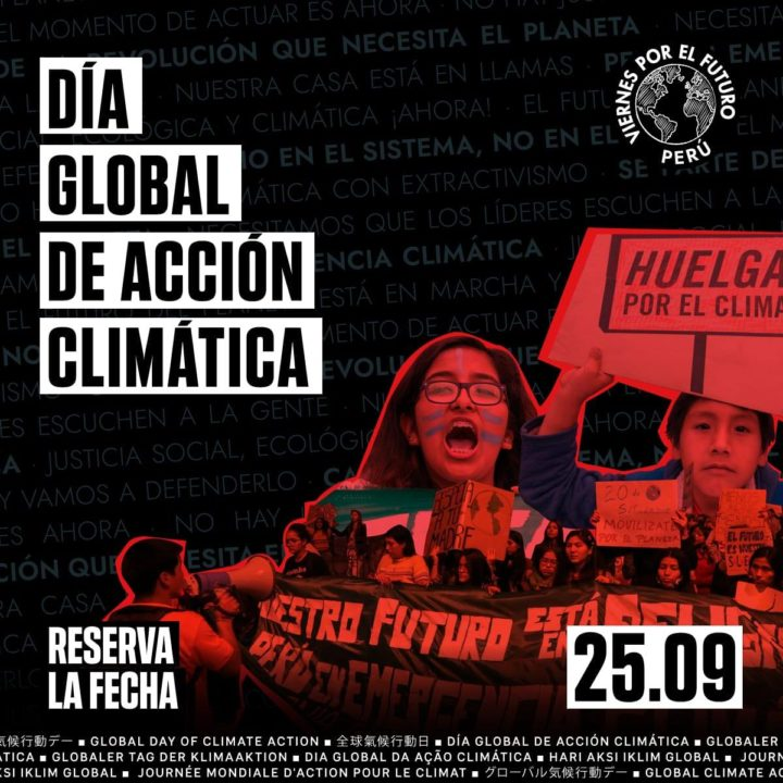 25S Día global de la acción climática