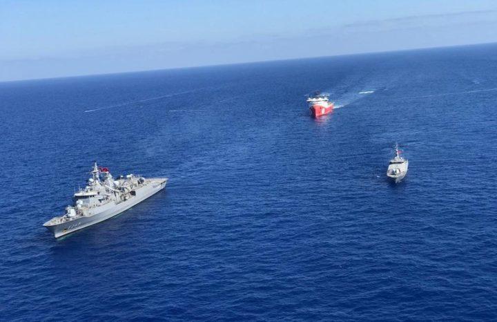 Mediterraneo sia mare di pace