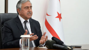 Northern Cyprus: 'War is not the destiny of mankind', said the President.