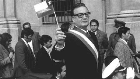 La vía pacífica al socialismo que terminó de golpe