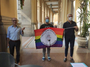 Chieti Arcobaleno: i candidati Diego Ferrara e Bruno Di Iorio sottoscrivono i sei punti per una Chieti più inclusiva