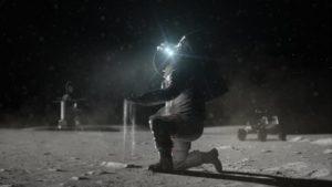 Científicos crean aspirador lunar para que astronautas se limpien