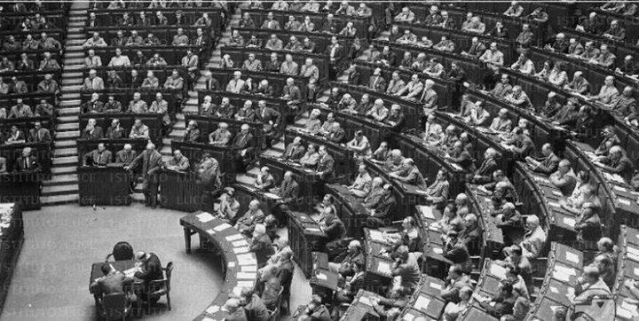 Riduzione dei deputati: il dibattito in Assemblea Costituente