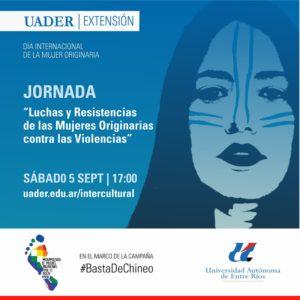 Conversatorio: Campaña #BastaDeChineo. Mujeres indígenas por el Buen Vivir