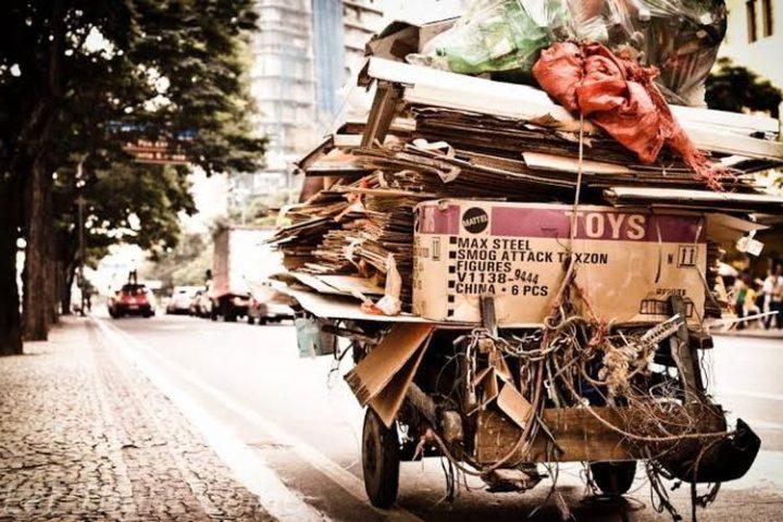 Fame tra le strade di São Paulo