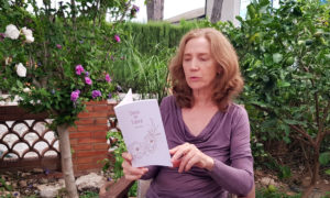 Entrevista a Cloty Rubio:  «El fuego se alimenta de actos poéticos»