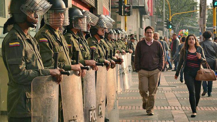 S.O.S. pour Iván Cepeda et la démocratie