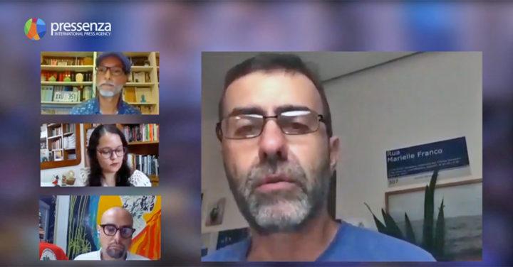 Pressenza Entrevista | Dep. Federal Marcelo Freixo (PSOL/RJ)