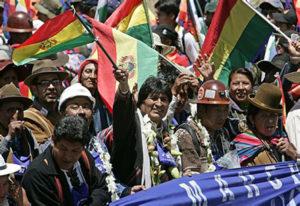 Neue Studie zum Prozess der Veränderung in Bolivien veröffentlicht