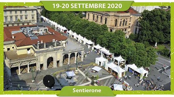 il Festival della SOStenibilitàsul Sentierone a Bergamo
