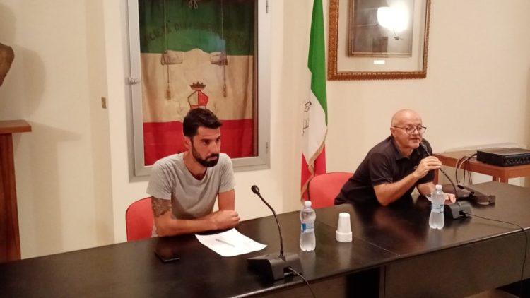Nicholas Tomeo e Lino Salvatorelli, Forum Ecologista Civico Vasto