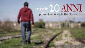"""Crowfounding del progetto """"20 anni – Cronache di Inizio millennio dal G8 di Genova"""""""