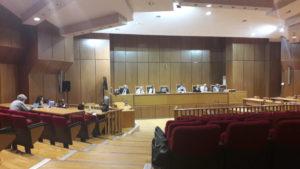 Η απόφαση της δίκης της Χρυσής Αυγής θα ανακοινωθεί στις 7 Οκτωβρίου