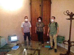 A Bologna, Daniele ha interrotto lo sciopero della fame