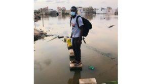 Sur les inondations au Sénégal