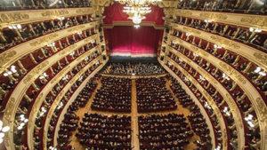 Guna: iniziative alla Scala in coincidenza con la Giornata Internazionale dell'ONU sulla Nonviolenza