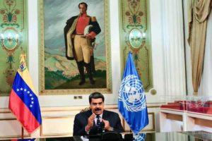 Venezuela propone a ONU iniciativa financiera para enfrentar Covid-19