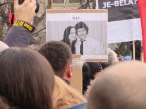 Veredicto sobre muerte de periodista aviva desconfianza en la justicia de Eslovaquia