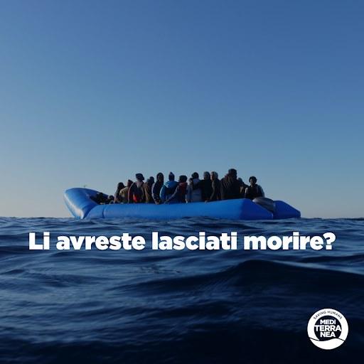 #FreeMareJonio, Milano per il soccorso in mare