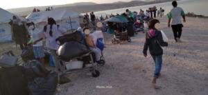 Πρόσφυγες στα νησιά του Αιγαίου: Στο έλεος της πανδημίας