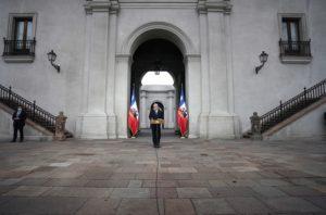 Piñera no quiere proteger el medioambiente