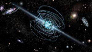 Telescopio chino encuentra el campo magnético más fuerte del universo